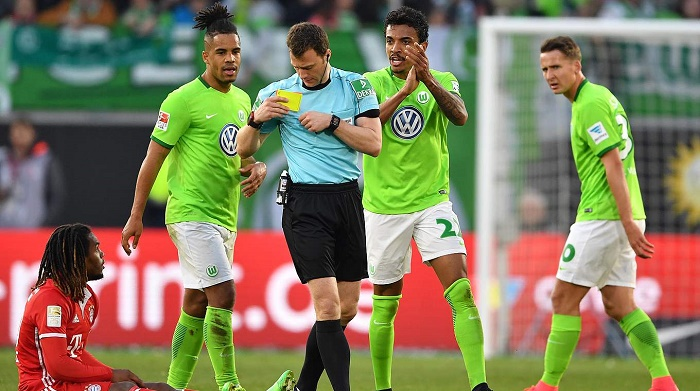 官方:德国足协对狼堡中场古斯塔沃罚款1.5万欧