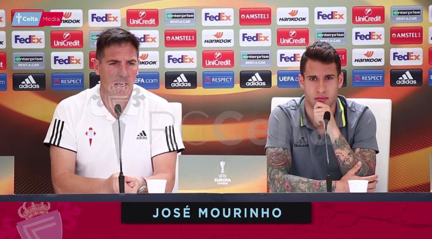 贝里佐:穆里尼奥很伟大,但他又不能出场比赛