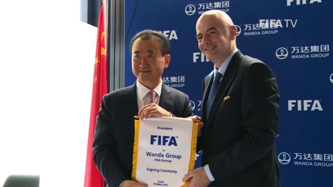 FIFA或修订新规,中国申办2030世界杯希望大增