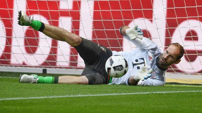 拜仁门将施塔克:期待每一场比赛,享受每一分钟