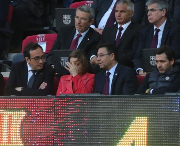 巴萨副主席:梅西的续约已经接近完成了