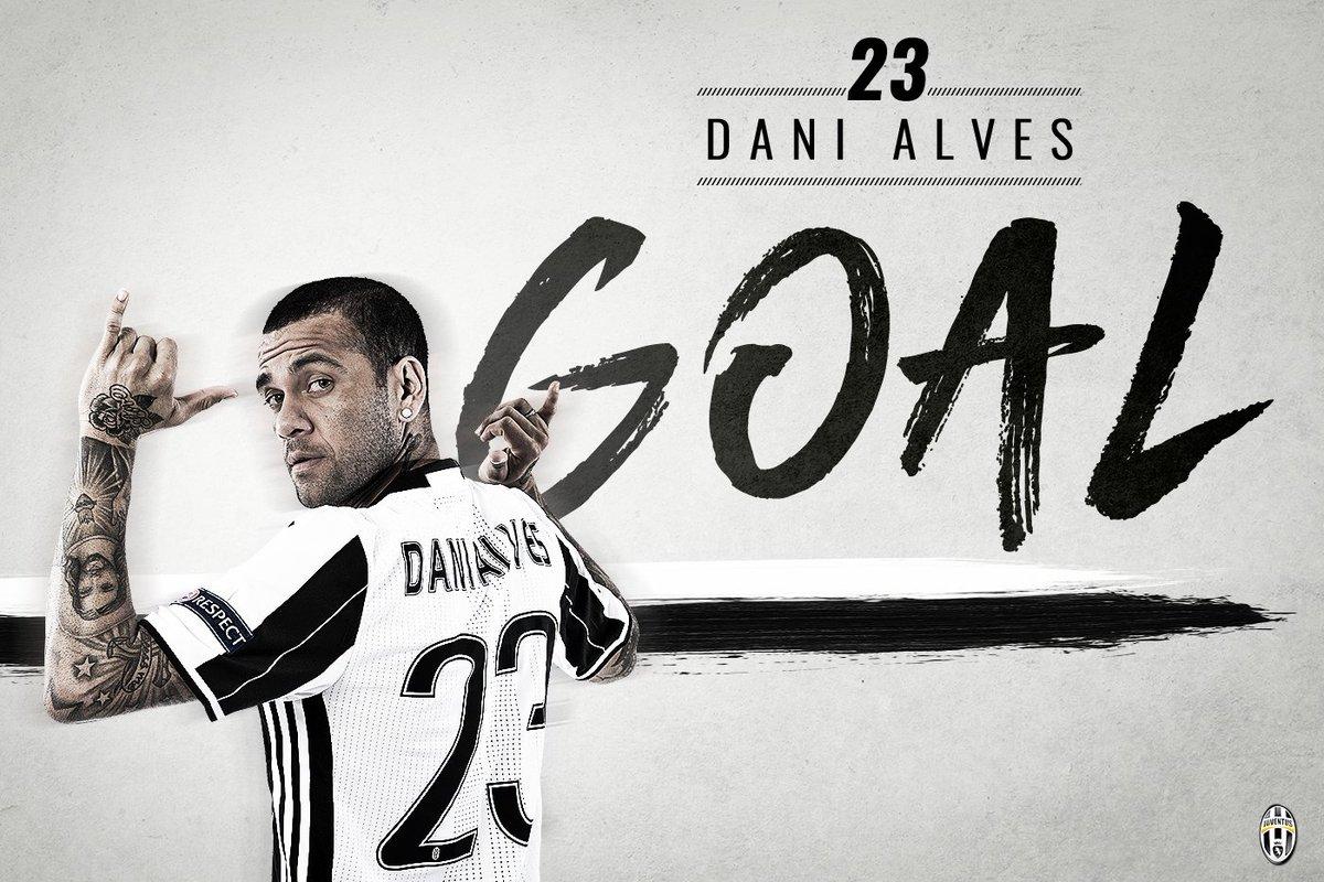 GIF:阿尔维斯外围远射破门!尤文2-0领先