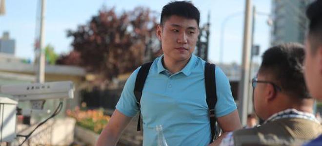常林:曾与李楠共事过,争取给小队员做好榜样