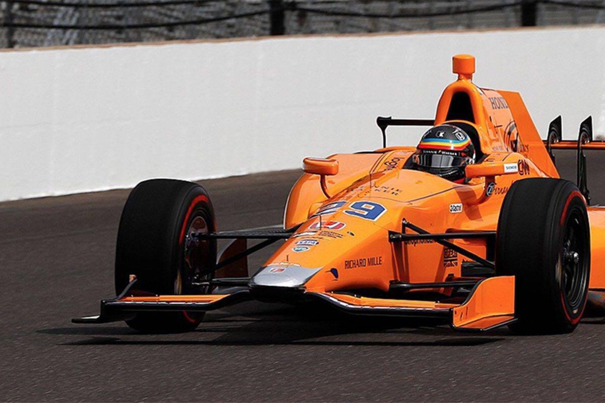 阿隆索:希望F1技术可以弥补缺乏印地500经验