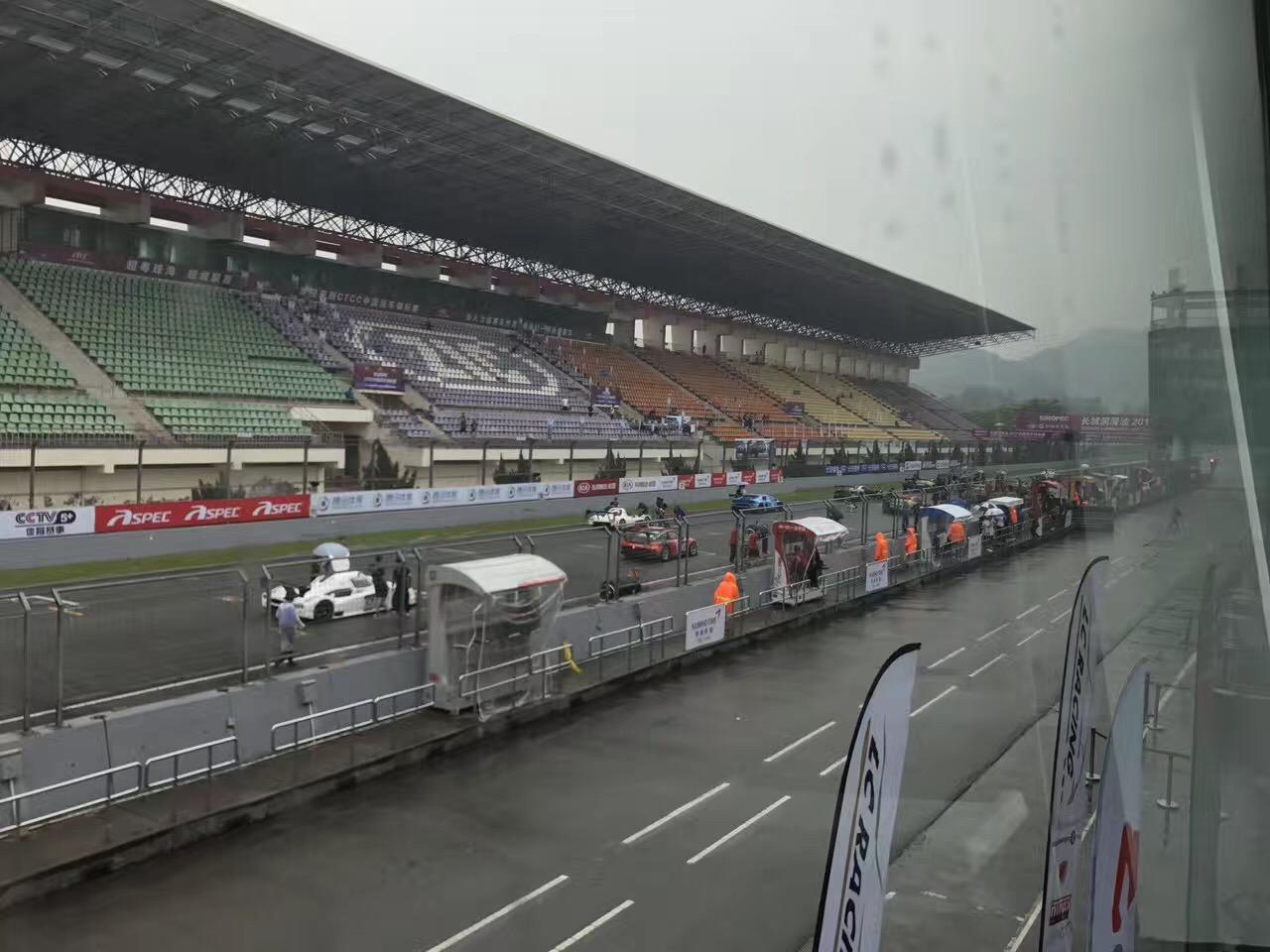 GT Masters珠海首站,共11辆车参赛