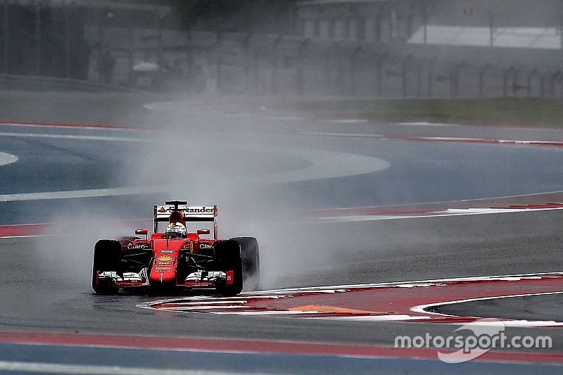 法拉利将使用2015版赛车测试倍耐力新雨胎