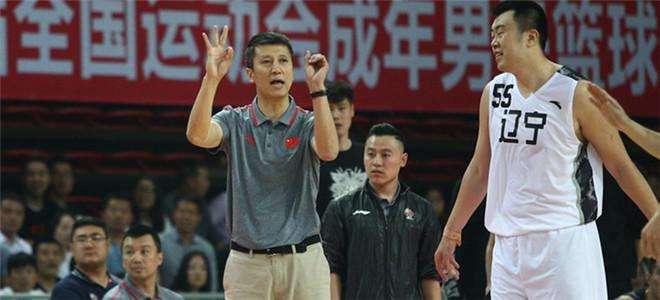 辽宁男篮将于6月约战三大洲球队