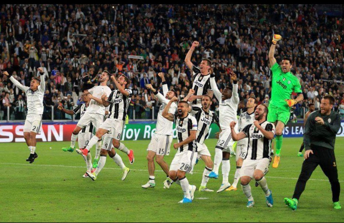 为了专心备战欧冠,传尤文已经推迟联赛夺冠庆典