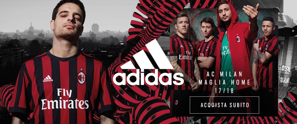 米兰发布2017-18赛季新球衣,本周日亮相