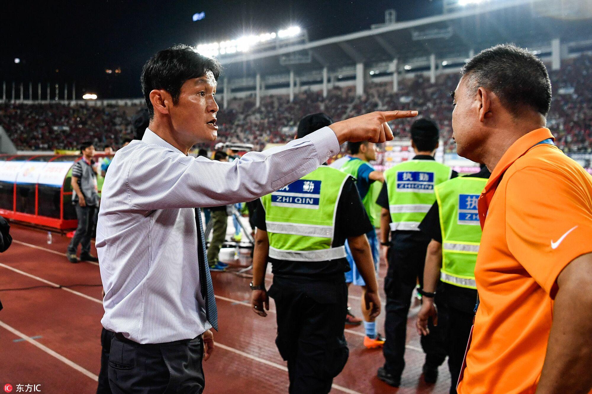崔龙洙:恒大经验非常丰富,亚冠会用最强阵出战