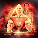 年度最佳主教练三人候选:德安东尼、斯波