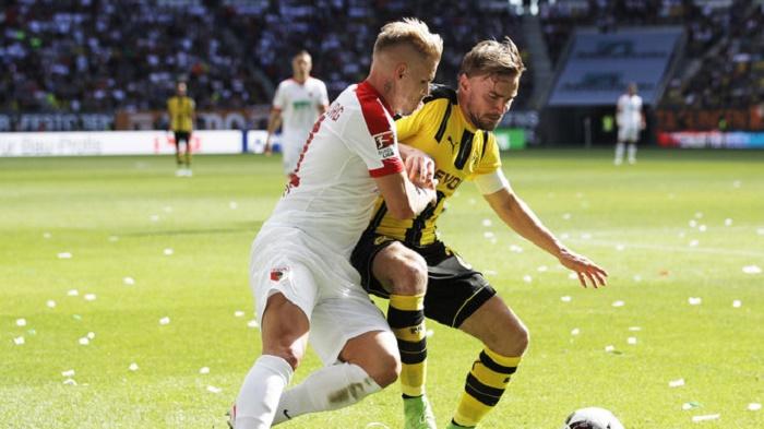 热身时受伤,多特队长施梅尔策或无缘德国杯决赛