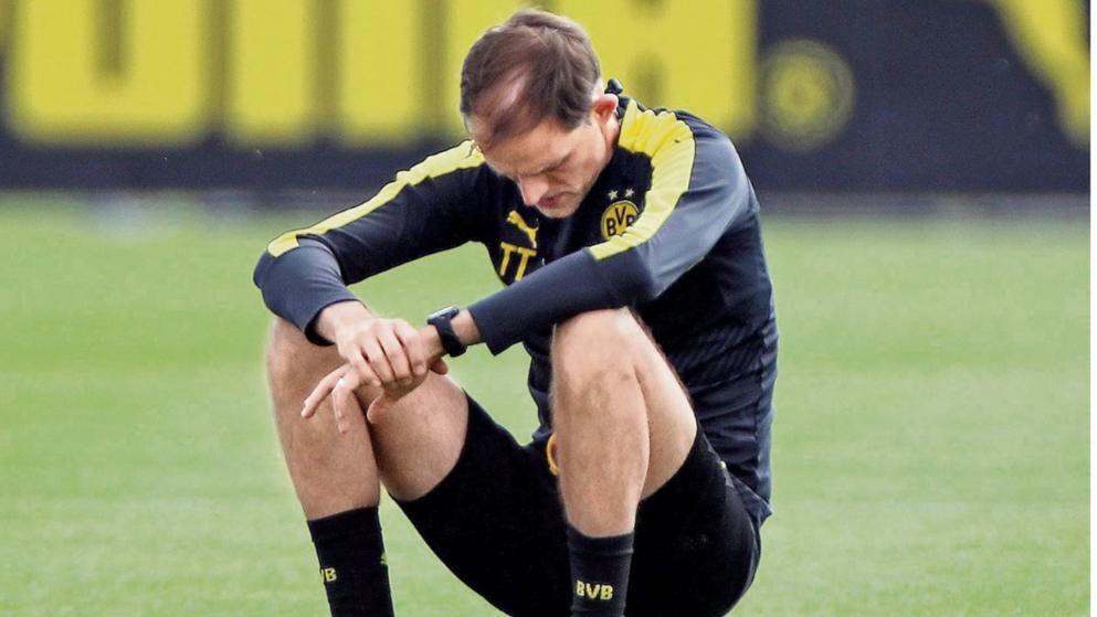 踢球者:若离开多特,图赫尔愿意执教勒沃库森