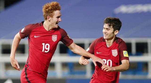 U20世界杯第6日F组:沙特、美国获胜