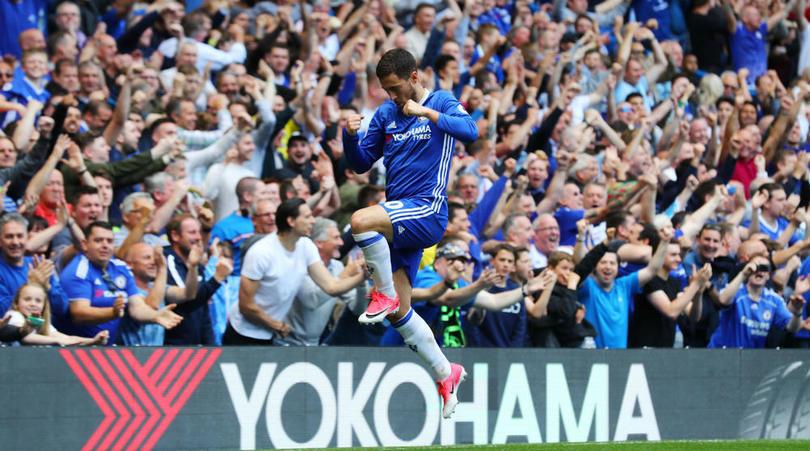 阿扎尔:多几笔关键引援,下赛季欧冠大有可为
