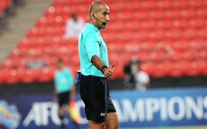 官方:亚冠四分之一决赛正式引入底线裁判执法