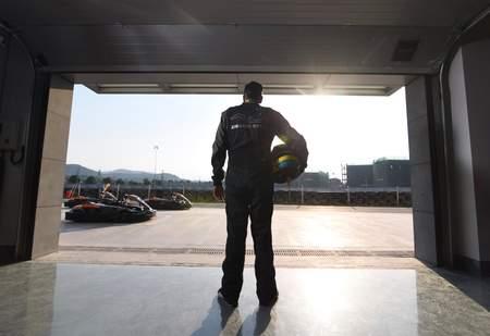 参加2小时室外卡丁车耐力赛是种怎样的体验?