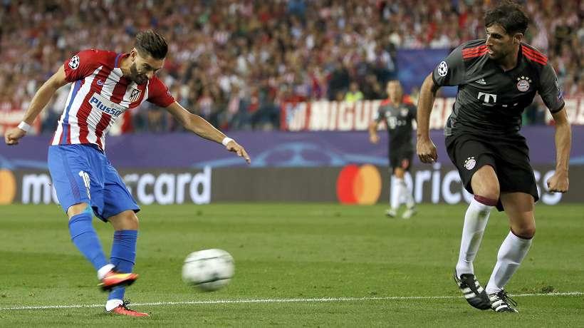 德媒:拜仁有意今夏引进马竞球星卡拉斯科