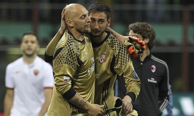 阿比亚蒂:唐纳鲁马还年轻,应留在米兰继续提高