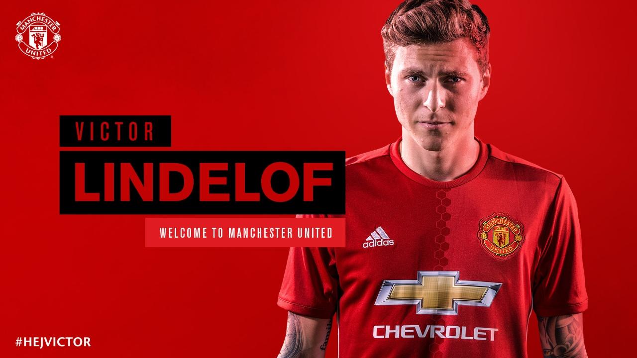 官方:曼联与瑞典中卫林德勒夫签约四年
