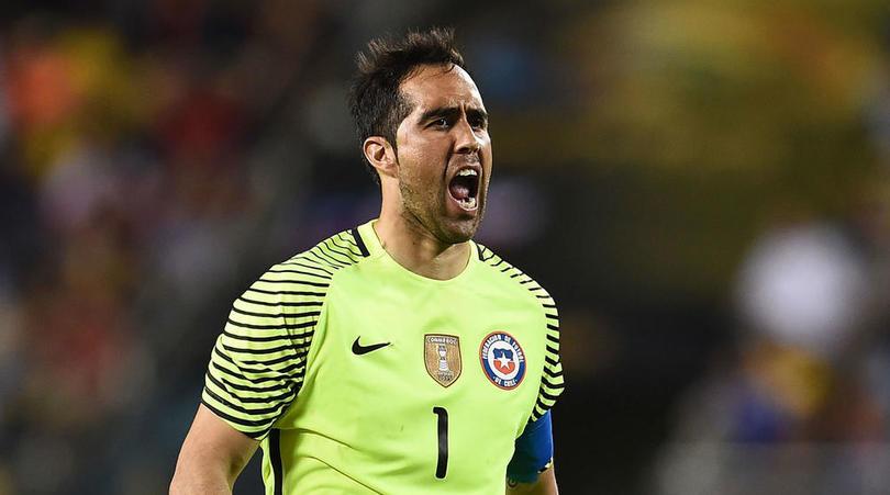 小腿伤病未愈,布拉沃将缺席智利联合会杯首战
