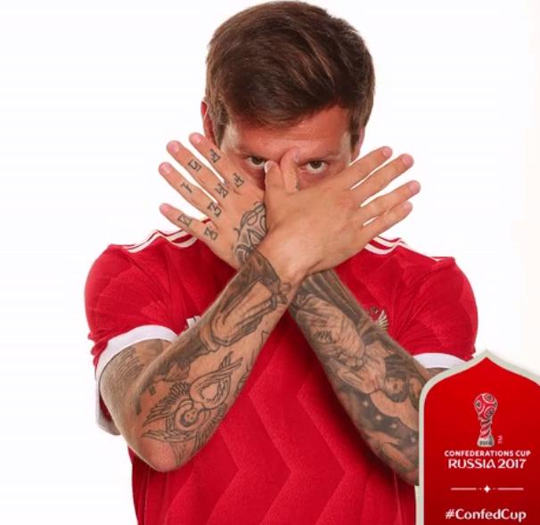 GIF:斯莫洛夫进球,俄罗斯2-0领先