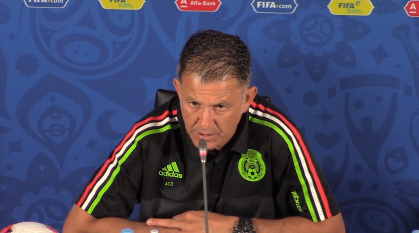 墨西哥主帅:葡萄牙不只有C罗;他们的反击堪称世界最佳
