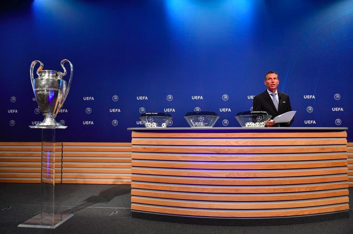 欧冠第一第二轮资格赛抽签:凯尔特人出战