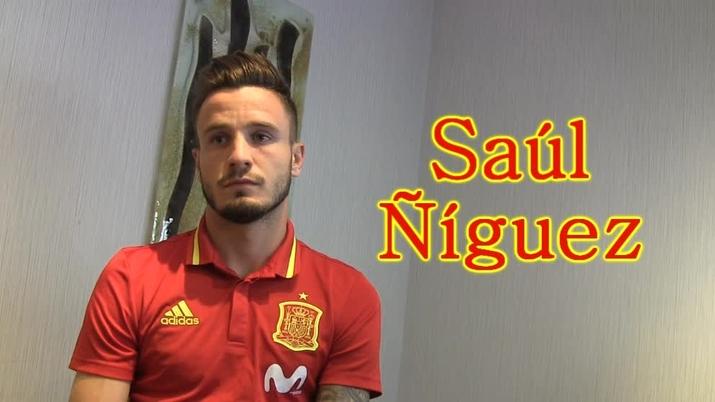 萨乌尔:希望明年能为西班牙出战世界杯