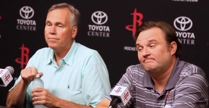莫雷:哈登是球員們想來火箭打球的原因