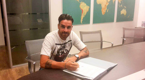 官方:卡利亚里宣布签下桑普中场奇加里尼