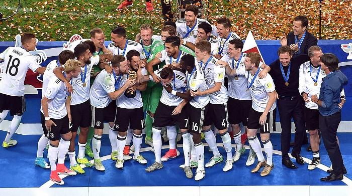 青春风暴!德国联合会杯决赛首发只比欧青赛决赛大2岁
