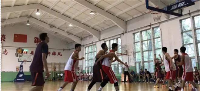 张智涵伤愈出战,天津队热身赛击退北控