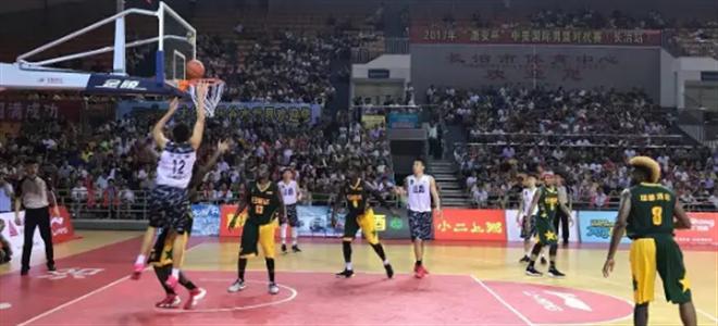 邢志强18分,山西队热身赛憾负美国职业联队