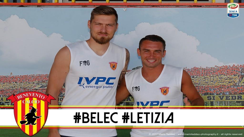 官方:意甲升班马贝内文托签下2名卡尔皮球员