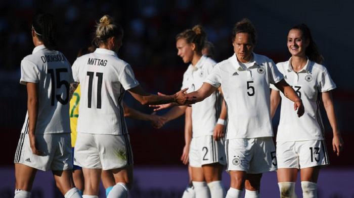 若德国女足获得欧洲杯冠军,每人将获约4万欧奖金