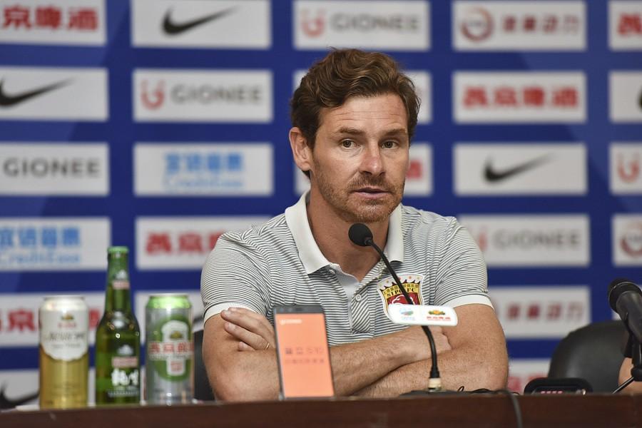 博阿斯:上港把握机会能力更高,武磊复出就进球非常好