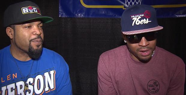 Cube谈恩比德与鲍尔父亲:这让他们的比赛有更多看点