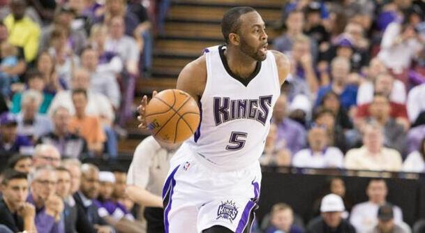 詹姆斯-安德森跟俄罗斯希姆基篮球队签约2年