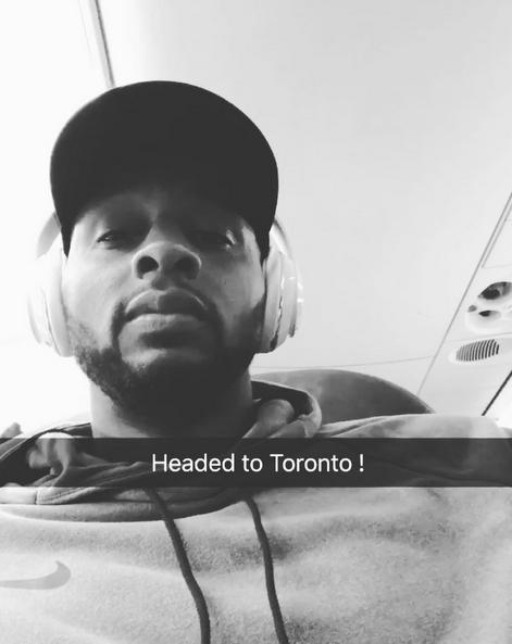 CJ-迈尔斯已经抵达多伦多