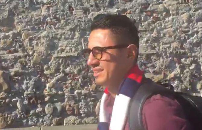 意媒:拉帕杜拉将再次接受热那亚体检