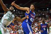 76人新秀乔纳-博尔登下赛季将不会登陆NBA
