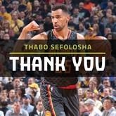 老鹰官方:感谢塞福洛沙在老鹰这美好的三年