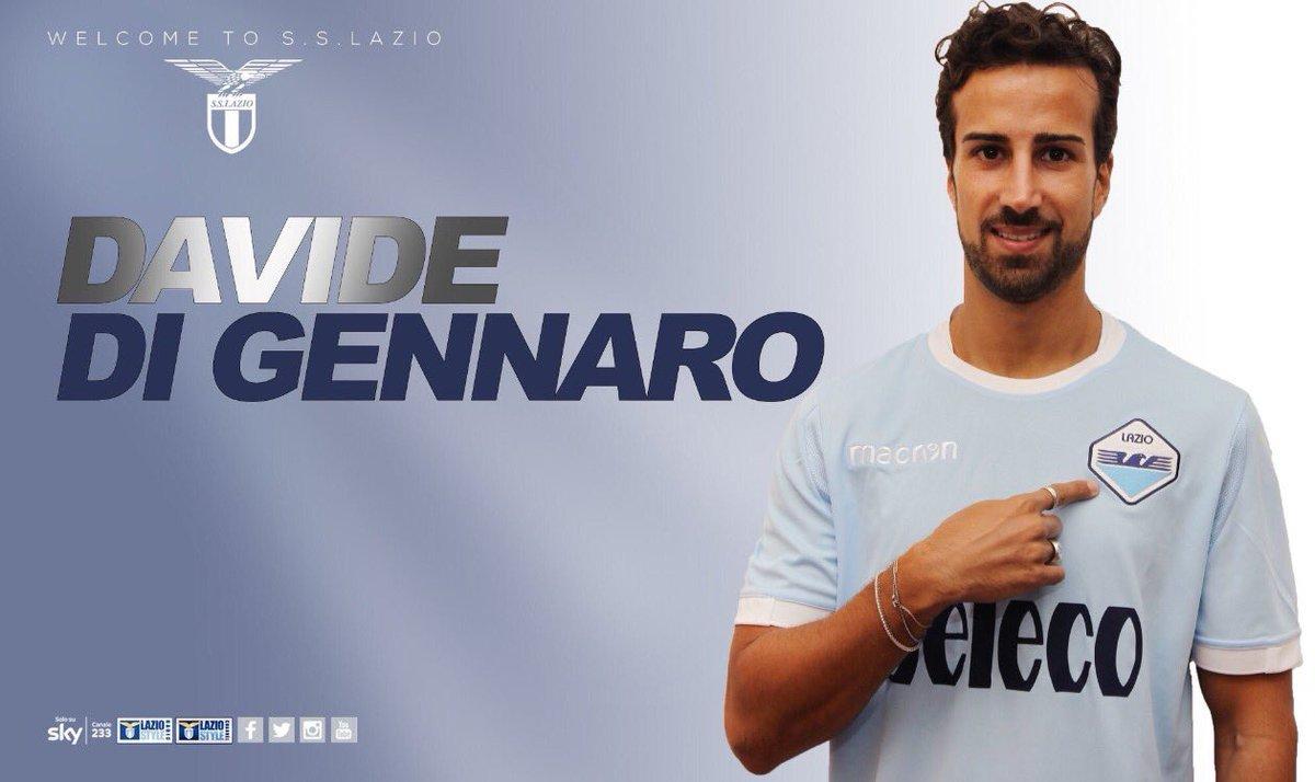 官方:拉齐奥签下前卡利亚里中场迪詹纳罗