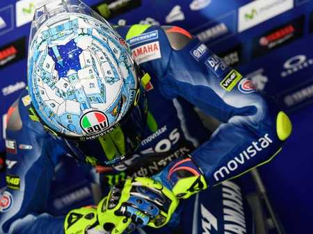 [MotoGP]罗西:并不担心被卫星车队击败