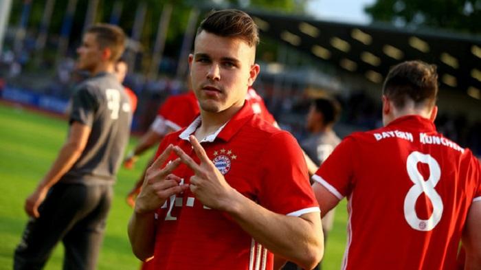 拜仁慕尼黑U19队长接近加盟柏林联