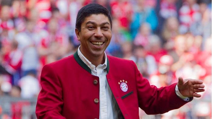 埃尔伯称赞J罗:他能够帮助拜仁接近欧冠冠军