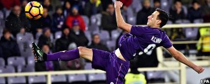 佛罗伦萨总监:卡利尼奇仍是米兰的目标球员