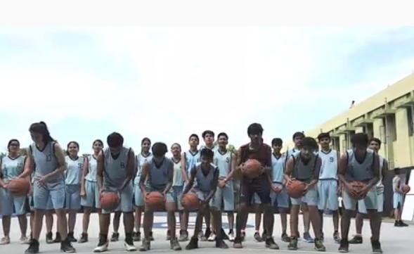 整齊劃一!印度小孩運球並高喊MVP歡迎杜蘭特