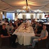 莫蒂埃尤纳斯晒立陶宛国家队聚餐合照